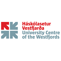 Westfjords university logo